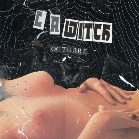 L.A. Witch - Octubre (LTD Half Black Half Orange Vinyl)