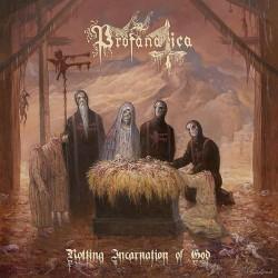 Profanatica - Rotting Incarnation Of God (LTD Clear Vinyl)