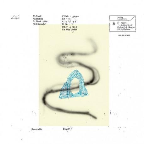 Recondite - Dwell (Mottled Blue Vinyl)