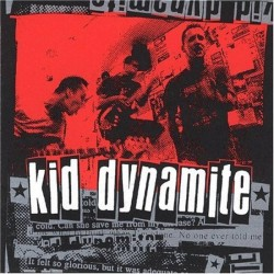 Kid Dynamite - S/T (LTD Clear / Black Smoke Vinyl)