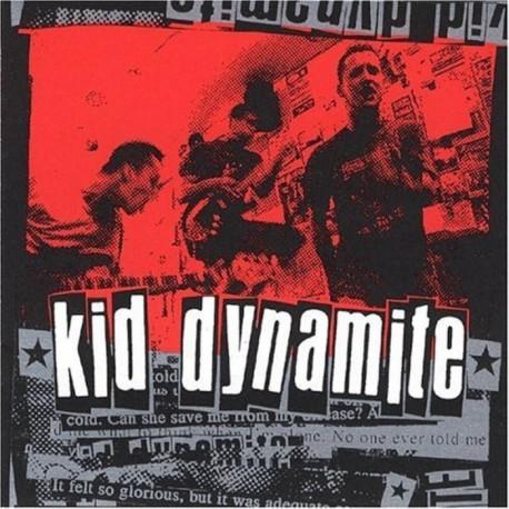 Kid Dynamite - S/T (LTD Clear / Black Smoke Vinyl)