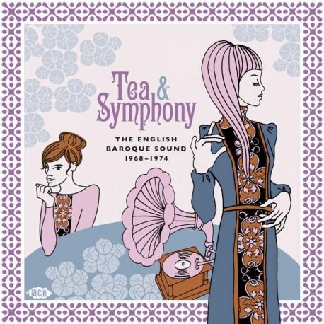 Various - Tea & Symphony: The English Baroque Sound 1968-1974