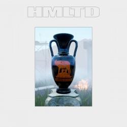 HMLTD - West Of Eden (Red Vinyl)