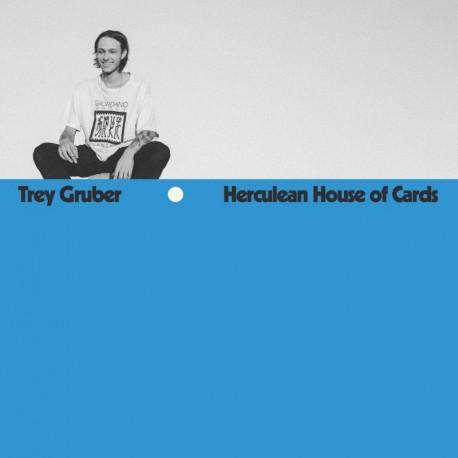 Trey Gruber - Herculean House of Cards (Blue Vinyl)