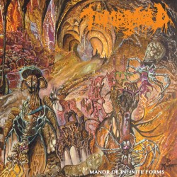 Tomb Mold - Manor Of Infinite Forms (Coloured Vinyl)