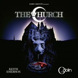 Keith Emmerson & Goblin - The Church Soundtrack (LTD Blue Vinyl)