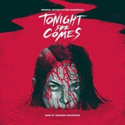 Wojciech Golczewski - Tonight She Comes Soundtrack (Red Vinyl)