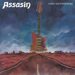 Assasin - Lonely Southern Road (Clear Vinyl)