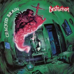 Destruction - Cracked Brain (Green Vinyl)