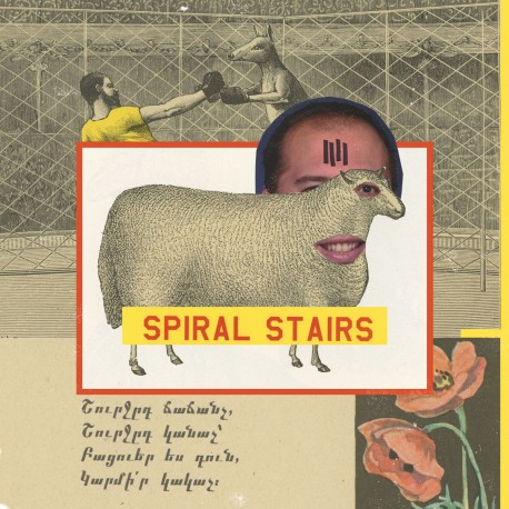 Spiral Stairs - Pig City