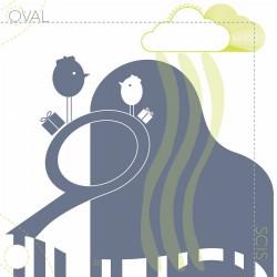 Oval - Scis