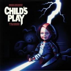 Joe Renzetti - Child's Play Soundtrack (LTD Coloured Vinyl)