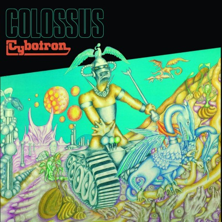 Cybotron - Colossus (Ltd Glow In The Dark Vinyl)