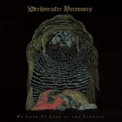 Wrekmeister Harmonies - We Love To Look At The Carnage (Blood Orange Vinyl)