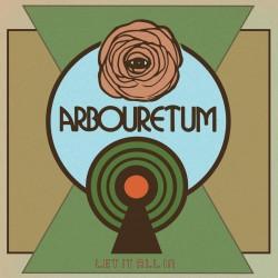 Arbouretum - Let It All In (Light Blue Vinyl)
