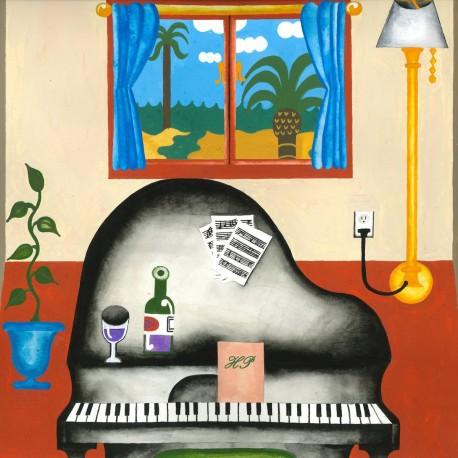 Healing Potpourri - Blanket Of Calm (Cloudy Orange Vinyl)