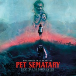 Christopher Young - Pet Sematary Soundtrack (LTD Coloured Vinyl)