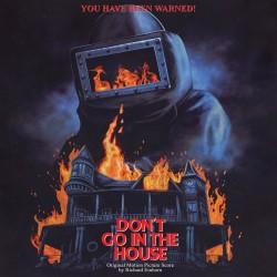 Richard Einhorn - Don't Go In The House (LTD Coloured Vinyl)