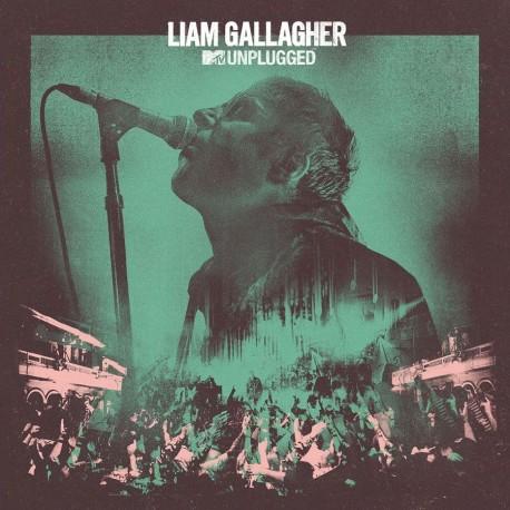 Liam Gallagher - MTV Unplugged (LTD Splattered Vinyl)