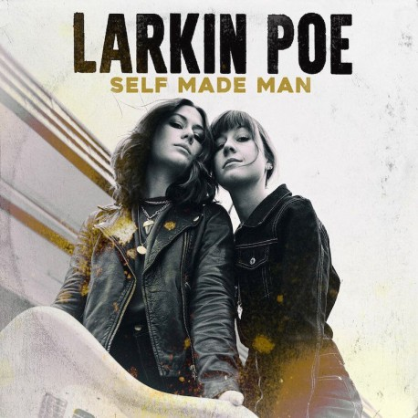 Larkin Poe - Self Made Man (LTD Tan Coloured Vinyl)