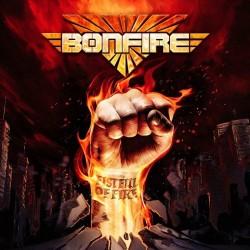 Bonfire - Fistful Of Fire (LTD Orange Vinyl)