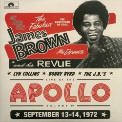 James Brown - Get Down With James Brown: Live At The Apollo Volume IV