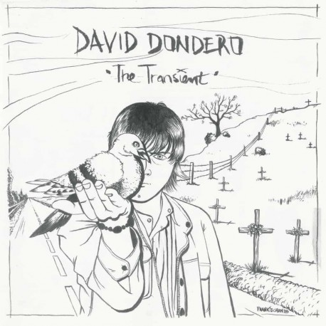 David Dondero - The Transient (Smokey Coloured Vinyl)
