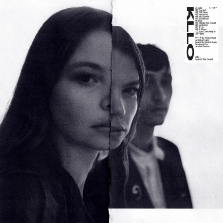 Kllo - Maybe We Could (Clear Vinyl)